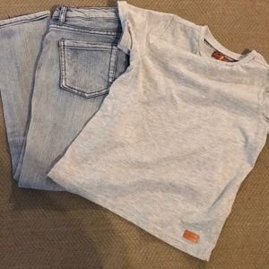 7 for all mankind outfit